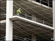 Development of flats in London