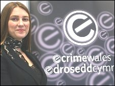 Andrea Barnard E-Crime Wales Police Team Manager