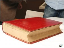 The original Red Book