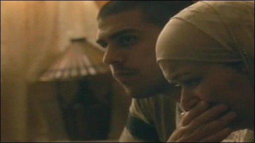 Scene from Ajami