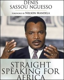 Bookcover for Straight Speaking for Africa by Denis Sassou Nguesso (Publisher Red Sea Press, Inc)