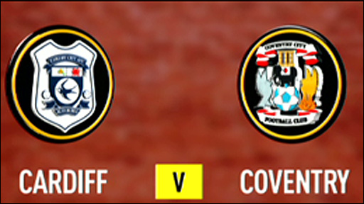 Cardiff 2-0 Coventry