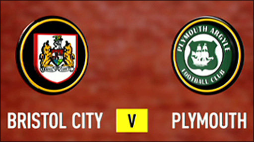 Bristol City v Plymouth