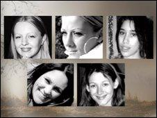 Suffolk Murders victims