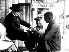 bbc news americas exposing the colour of prejudice john howard griffin in new orleans 1959 photos by don rutledge from black like