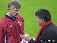 Wenger and Dein, October 2001