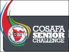 The logo of the Cosafa Senior Challenge
