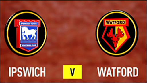 Ipswich v Watford