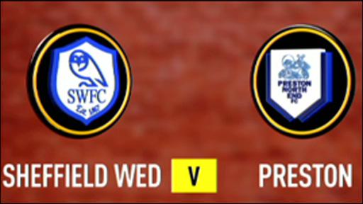 Sheffield Wednesday 1-2 Preston