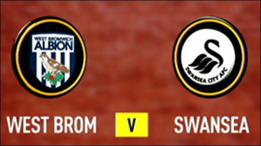 West Brom v Swansea