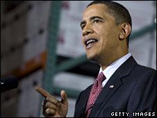 President Barack Obama, 21 Oct