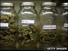 Medical marijuana on sale in California