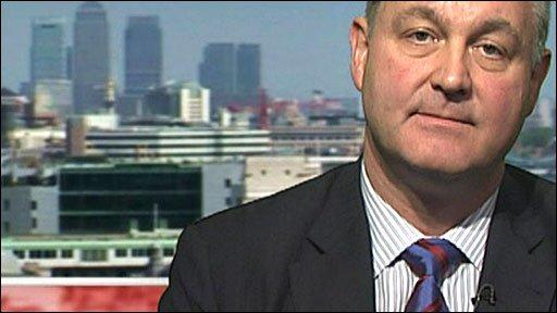 Royal Mail's Operations Director Paul Tolhurst