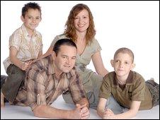 The John family