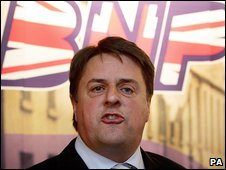 Nick Griffin (file image)