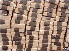 Stash of cocaine (generic file image0