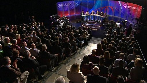 The Question TIme audience