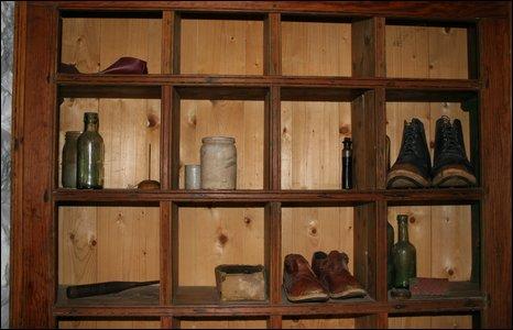 Uncle Richard's workshop