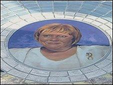 Mo Molam mosaic