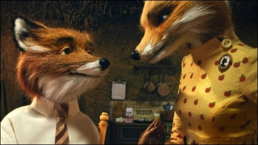 still from Fantastic Mr Fox