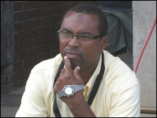 Abderamane Chamite, coach of Comoros national football team