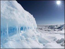 Arctic landscape (file photo)