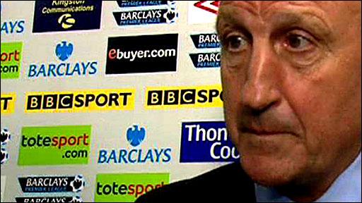Portsmouth boss Paul Hart