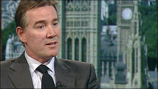 Royal Mail Chief Executive Adam Crozier