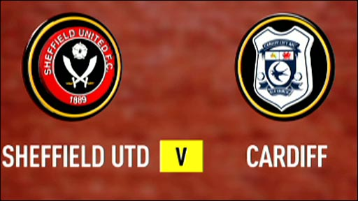 Sheffield United v Cardiff City