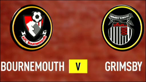 Bournemouth v Grimsby