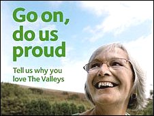 Poster image for Heart and Soul of Wales campaign