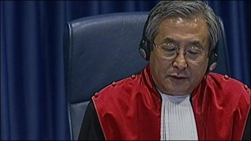 Judge O-Gon Kwon