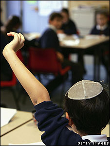 Jewish school in Cheshire