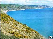 Jurassic Coast (Science Photo Library)