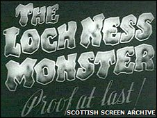 Loch Ness Monster film
