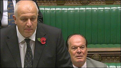 MP Bill Rammell