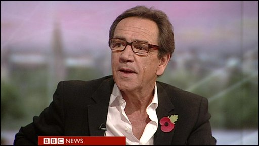 robert lindsay my family
