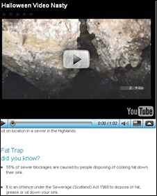 Scottish Water video