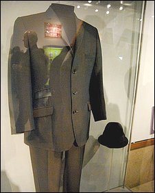 Jerry Dammers' suit