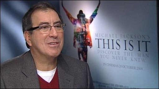 Director Kenny Ortega