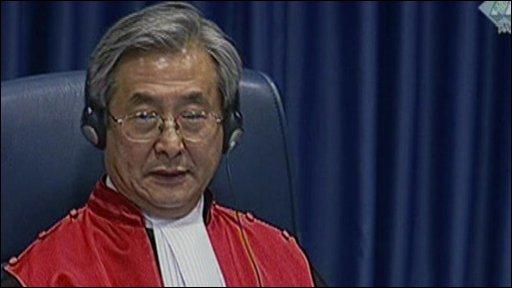 Judge O-Gon Kwon
