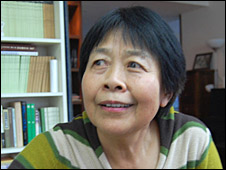 Chinese author and environmental campaigner Dai Qing