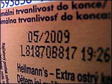 Date label