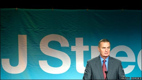 National Security Adviser James L Jones speaks at J Street conference, 27/10/2009