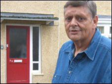 Chris Moseley, Sedgemoor Tenants Voice