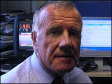Former RAF engineer Jimmy Jones