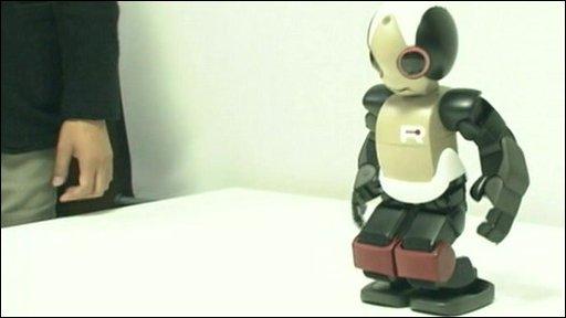 Jumping robot