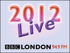 2012 Live - a special broadcast marking 1000 days before the London Paralympic Games' opening ceremony.
