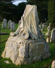 Memorial for HMS Eurydice