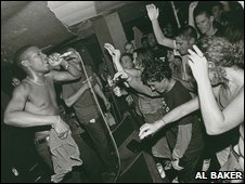 Root Manuva at Friends and Family in 2001